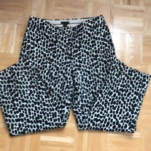 J Crew wool blend pants 4 runs large